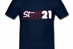 T Shirt Bourgogne Staff 21 HBM