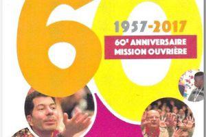 Fête des 60 ans de la Mission Ouvrère de Saint-Etienne (Loire) : le 2 septembre 2017 à Roche-La-Molière