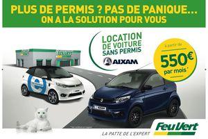 La nouvelle solution Feu Vert pour les automobilistes en suspension de permis