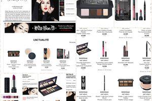Kat Von D débarque enfin chez Sephora France ! Voici les produits qui seront disponibles !