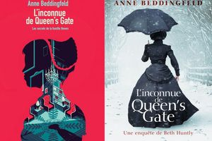 L'inconnue de Queen's Gate, d'Anne Beddingfeld