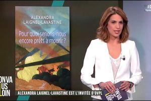 La façon dont un pays traite ses soldats en dit long sur sa santé morale, Sonia Mabrouk reçoit Alexandra Laignel-Lavastine
