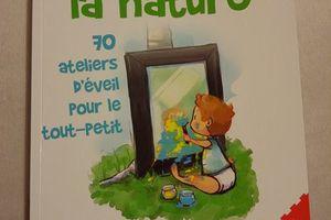 """Livre """"Jouer avec la nature"""" - Editions Dunod (+ concours)"""