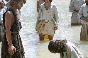 Jean le Messager de la Lumière : Le Baptême de Jésus
