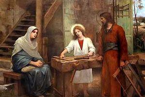 Fête deSaint Joseph patron des travailleurs