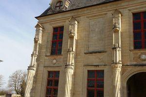 Chateau d'Oiron, Deux-Sêvres, Collection d'art contemporain