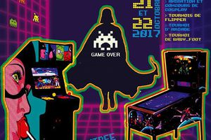 salon retroplay le 21 et 22 octobre (le gavre)