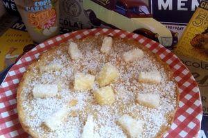 Gâteau Piña-colada (sans lait ni gluten)