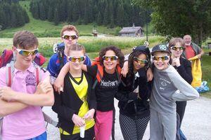 Des élèves au sommet 12e édition : l'effort grandeur nature !