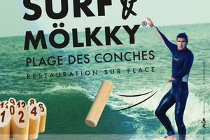 Tournoi de surf and mölkky le 18 juin