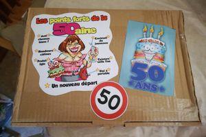 Nathalie 50 ans le 13 Mai