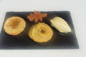 Dessert d'automne