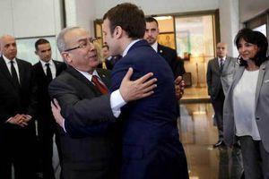 Lamamra, Macron, et l'Algérie