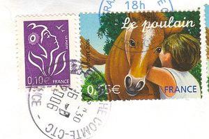 La bourse... aux timbres