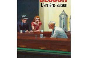 L'arrière-saison, Philippe Besson - Edward Hopper et la dame en rouge...