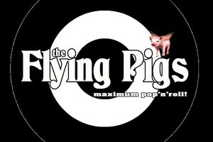 "The Flying Pigs - live ""t'es rock Coco"" Angers le 13.04.2017"