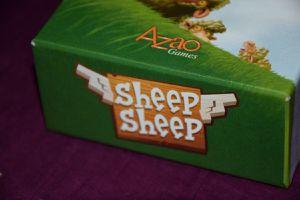 Cet après-midi nous avons joué à Sheep Sheep (Azao Games)