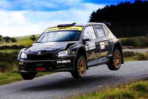 NICKY GRIST STAGES-BRC British Rally Championship