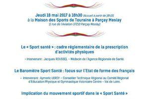 Conférence Sport Santé