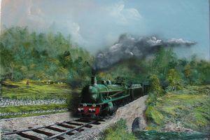 locomotive anglaise