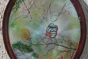 les papillons mécanique