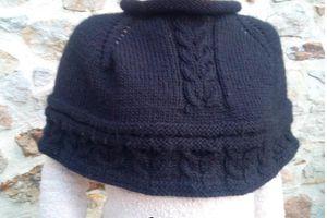 Facile à tricoter, l'indispensable chauffe-épaules