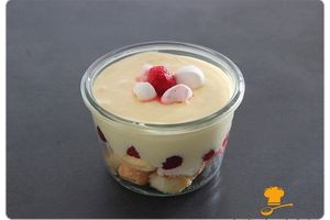 Tiramisu Framboises Chamallows