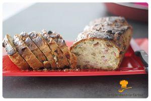 Je teste pour vous ... La préparation pour pâte à Cake Apéro de Gruau d'Or