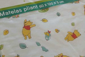 Matelas d'appoint pliable Babycalin