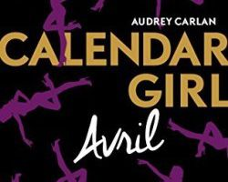 Chronique 27-17:Calendar girl tome4 avril d'Audrey Carlan