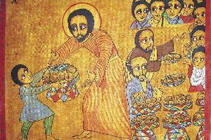 Homélie 6ème dimanche après la Pentecôte:  La multiplication des pains (2017)