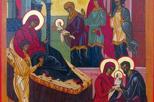 Homélie de la nativité de la Vierge Marie (2017)