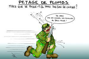PETAGE DE PLOMBS