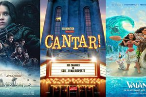 BOX-OFFICE PORTUGAL DU 15 AU 21 DÉCEMBRE 2016