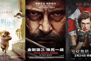 BOX-OFFICE CHINE - 06 AU 12 MARS 2017