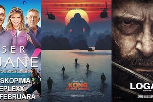 BOX-OFFICE SERBIE - 09 AU 15 MARS 2017