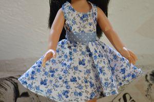 Petite robe Sixties