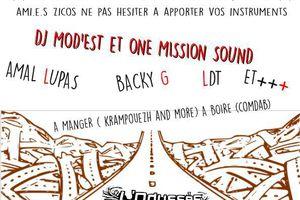 SOUND SYSTEM - HIP HOP (DJ MOD'EST) - REGGAE (ONE MISSION SOUND) - AND MORE - L'ODYSSÉE (ST RENAN, BREST) - SAMEDI 18 FÉVRIER 2017