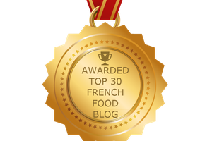 Alice Little Kitchen is 13th on Feedspot's Top 30 French Food blogs