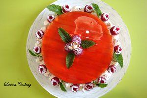 Fantastik rhubarbe vanille de Christophe Michalak