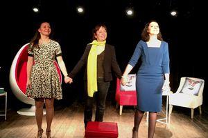 Les elles du désir - Entretien avec Leïlou Bellisa, Séverine Hinschberger et Amandine Rousseau