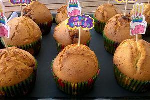 Muffins aux pépites de chocolat thermomix ou pas