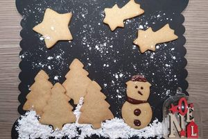 Sablés de Noël ou Best ever sugar cookies
