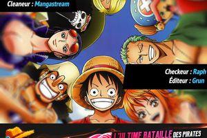 One Piece Chapitre 879 FR