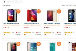 MOBILE PHONES : GEARBEST.COM