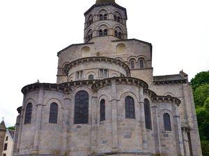 Eglise d'Orcival