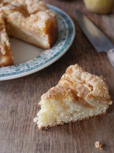 Gâteau 1 2 3 4 5 aux pommes