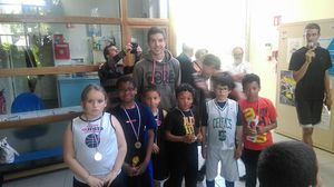 TOURNOI U9 DE SAINT THIBAULT : BUSSY À LA SECONDE PLACE