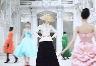 Carnet de sortie : Christian Dior Couturier du rêve...