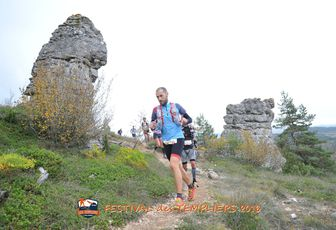 Grand Trail des Templiers 2016: Grandiose !